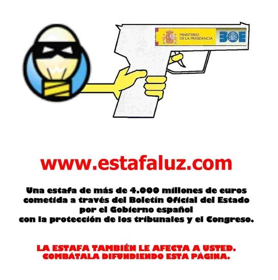 En defensa de ANTONIO MORENO ALFARO, de la Web ESTAFALUZ